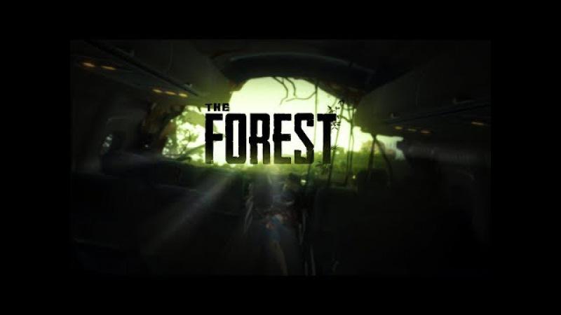 The Forest - что тут делать-то ? звук дно, к след. стриму исправим. [CO-OP]
