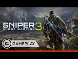 13 минут геймплея Sniper: Ghost Warrior 3 от GameSpot