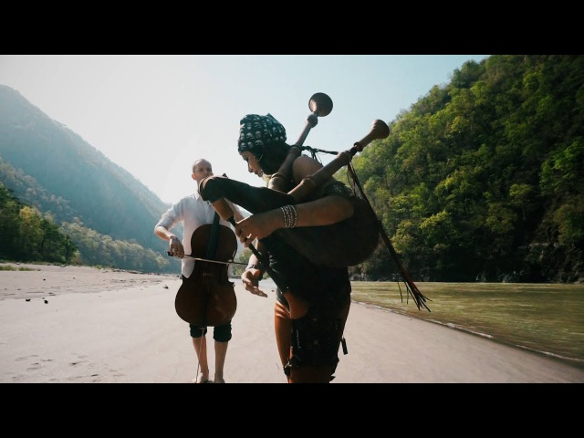 Pirates of the Caribbean Theme Song Bagpipes Cello He's a Pirate