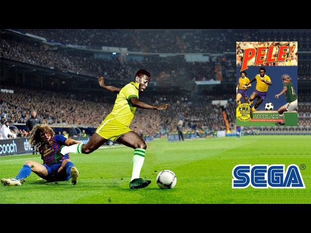 Pele! gameplay (Sega Mega Drive/Genesis) 60fps
