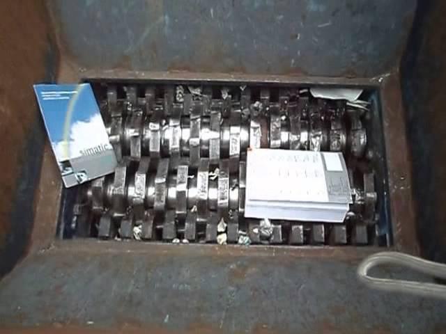 Дробилка Шредер (Shredding Systems) Производство и продажа измельчителей Дробилка отходов