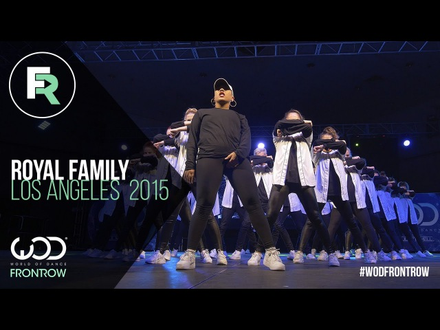 Best Dance Crew in World of Dance 2016 (Royal Family) (HD)