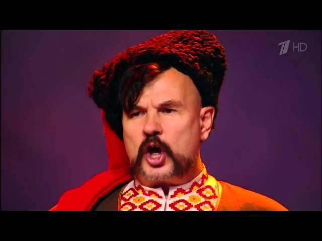 Кубанский казачий хор - Ой вы кони, мои кони HD 2014.06.12