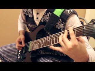 Volumes - Vahle - Instrumental Cover - Andrew Baena