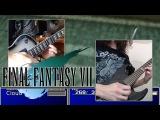 Final Fantasy VII Battle Theme Those Who Fight - Metal Cover ToxicxEternity