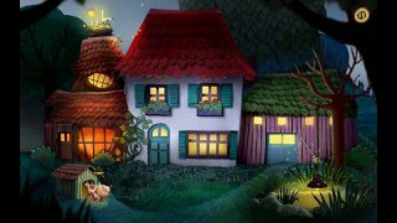 Сказка на ночь.Спокойной ночи.Мультик для детей перед сном.