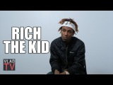 Rich the Kid on Getting Fired at Wendy's for Being Too High, Last Job He Had