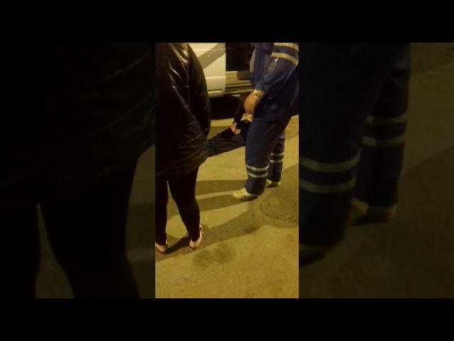 Работа скорой помощи в Липецке