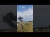 Разбился самолет в Балашихе АН-2, погибло два человека