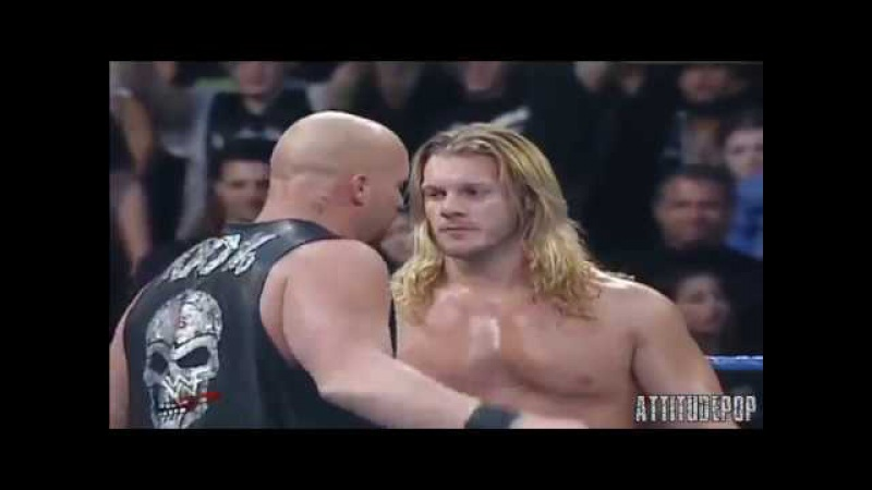 Stone Cold Chris Jericho Vs Kane Chris Benoit