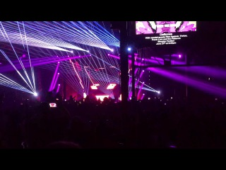 Excision - Reality (Dion Timmer Remix) Paradox Tour Dallas 3/25/2017 HD
