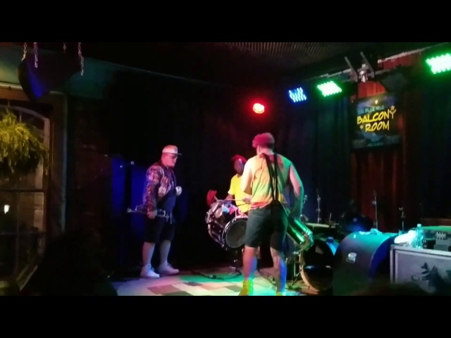 Too Many Zooz live upstairs at The Blue Nile, New Orleans, 05/02/2017