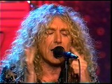Robert Plant Tonight Show 1993 (I Believe &amp Tall Cool One)