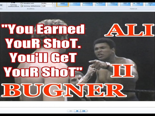 Muhammad Ali vs Joe Bugner II 50th of 61 June 1975 ESPN Classic