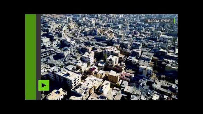 Ville morte : malgré la libération de Raqqa, ses habitants ne se précipitent pas pour y revenir