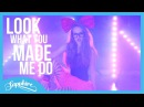 Taylor Swift - Look What You Made Me Do   Cover by Sapphire