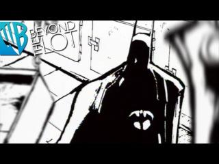 Batman Black White: Perpetual Mourning