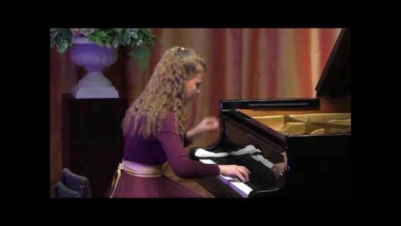 Светлана Ханина, Гайдн, Piano Sonata no. 30 in D major / D-Dur, Hob. XVI:19 (1 часть)