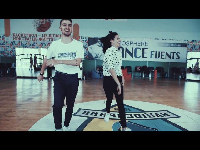 Ben E. King - Stand by Me • Alisa Tsitseronova Joseph Tsosh Choreography• ATMOSPHERE DANCE CAMP