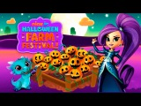 Halloween Farm Festival Zeta's Zany Pumpkin Patch. Games for Children