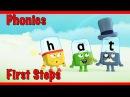 Alphablocks - Word Magic H-A-T (Red Level Step 5)