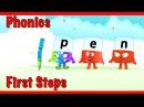 Alphablocks - Word Magic P-E-N (Red Level Step 4)