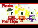Alphablocks - Word Magic R-E-D (Red Level Step 4)