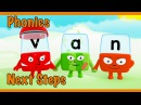 Alphablocks - Word Magic V-A-N (Orange Level Step 6)