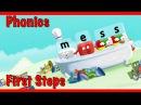 Alphablocks - Word Magic M-E-S-S (Red Level Step 5)