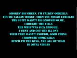 Wiz Khalifa- Nameless Ft. Chevy Woods (Lyrics On Screen)