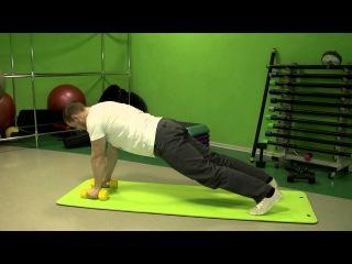 Реабилитация после травм плеча (Упражнения)