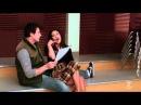 Glee - Smile - Rachel Berry and Finn Hudson Cory Monteith