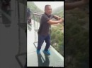 Пипец Стеклянная смотровая площадка в Китае. Высота 400 метров