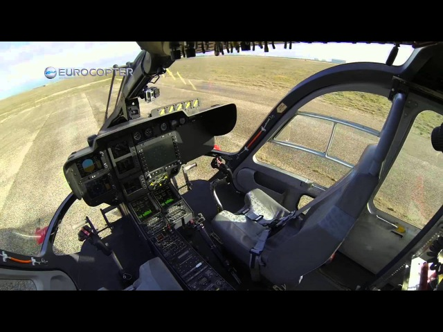 Unmanned Helicopter - EC145