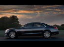 """Mercedes Benz 2017 S‐Class Commercial Car Redefined"""""""