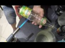 Как разрезать стеклянную бутылку из толсто стекла. Бутылкорез.