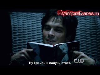 The Vampire Diaries | «Дневники Вампира»: 1 серия 8 сезон, новое минутное промо[Русские субтитры]