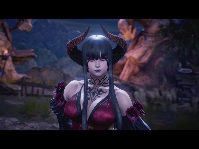 TEKKEN 7 Eliza DLC Character Reveal Trailer PS4 XB1 PC