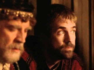 Сила искусства. Часть сцены Мышеловка из фильма Франко Дзеффирелли Гамлет, 1990 г.