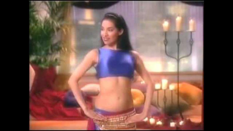 Вина и Нина Бидаши. Танец живота. Танец с вуалью