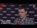Григорий Стангрит о бое Владимира Кличко против Энтони Джошуа