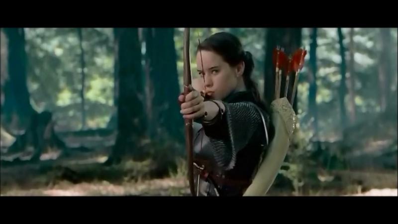 Королева воин.