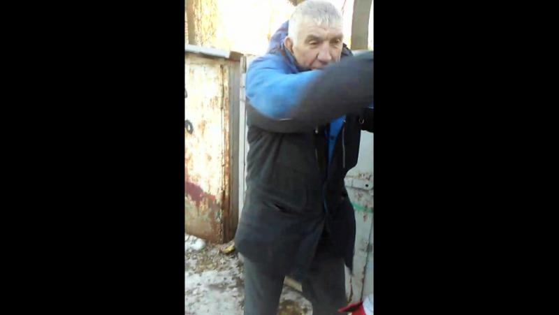 дед-доед Барисыч