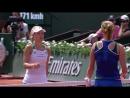 Теннис Макарова разгромила первую ракетку мира Кербер в первом круге Ролан Гаррос