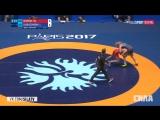 Чемпионат Мира по борьбе 2017 Финалы женщины вольная борьба 23 августа 2017 M.Riviere vs I.Kurachkina