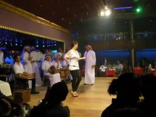 SILVANA Hasna Thuraiya @ Night club in Cairo,2010 2195