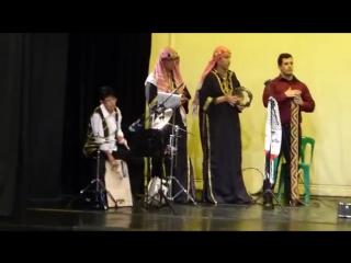 El Faruk Percussion Band - Munira Magharib - Segunda entrada - 30-05-2015 6830