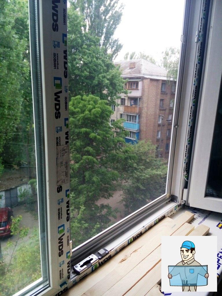 """""""Ремонт окна"""" Замена уплотнителя"""