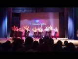 Отчётный концерт центра современного танца