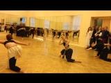 Индусский танец (бал.